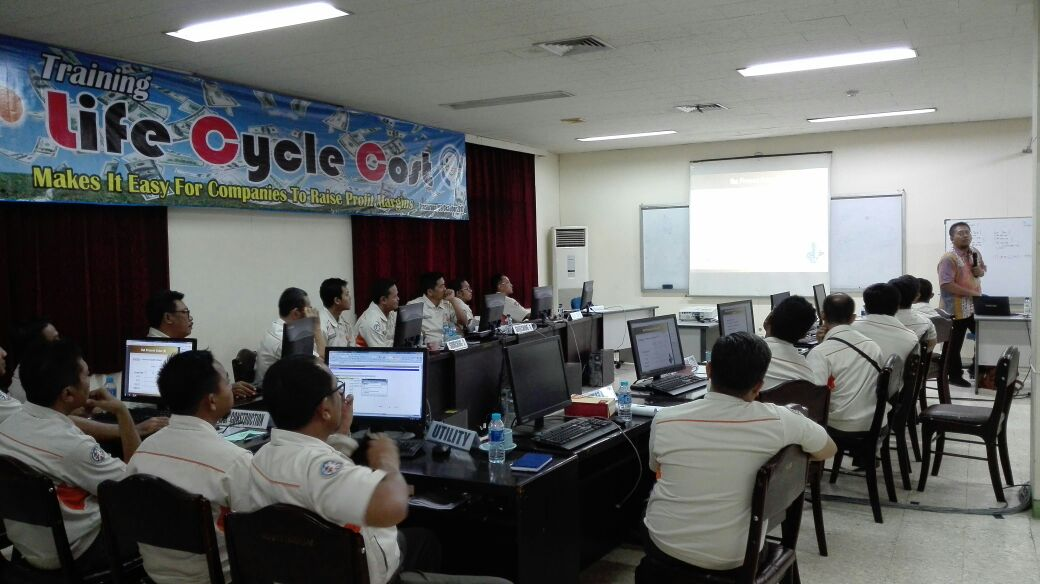 Life Cycle Costing Chiel Jedang Indonesia