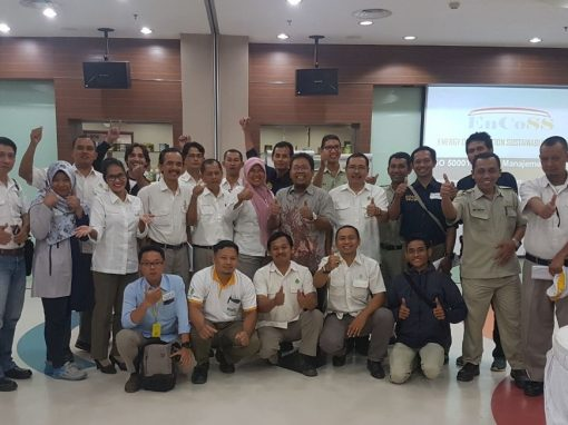 ISO 50001 For Great Giant Pineapple (GGP) Lampung